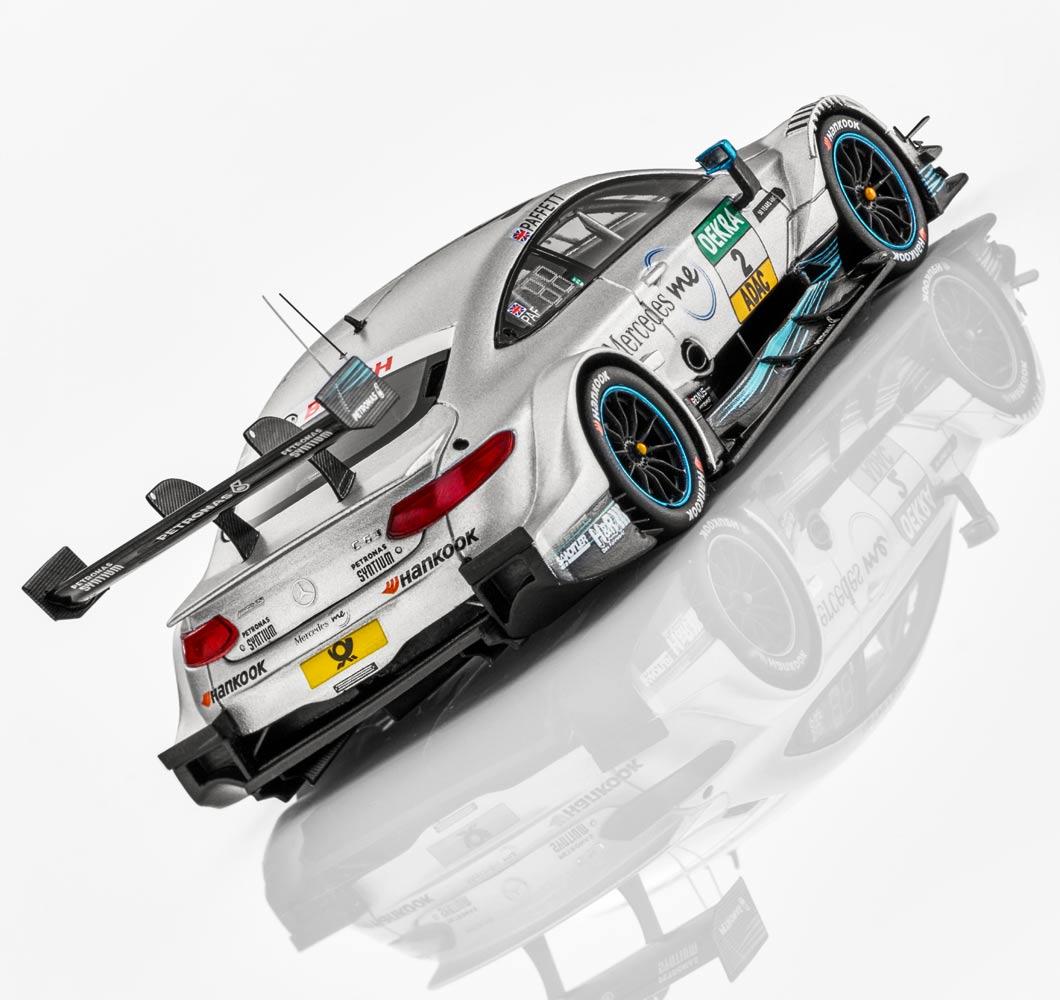 Модель Mercedes-AMG C 63 DTM, 2017, Гэри Паффетт