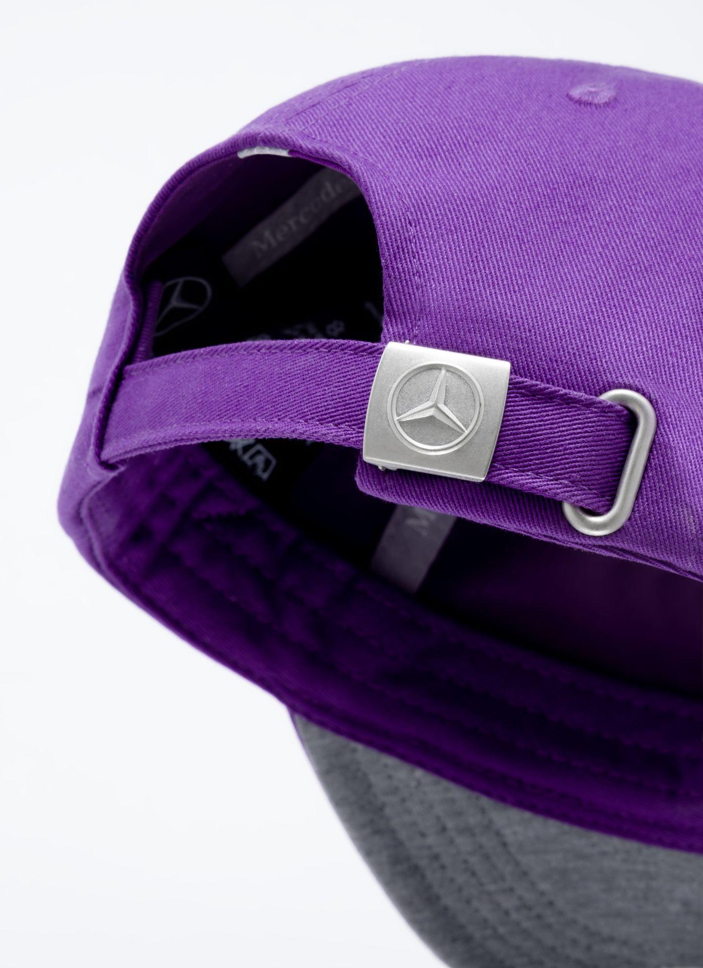 Детская бейсболка Mercedes-Benz Children's Cap, Purple