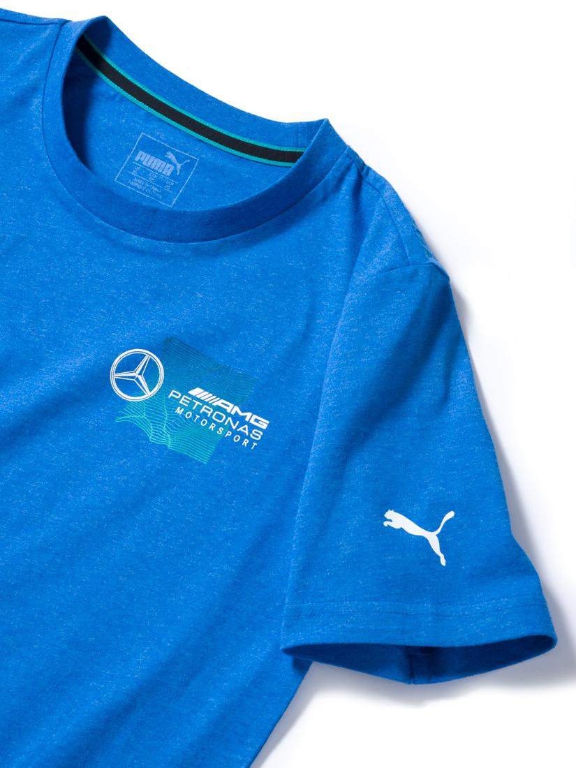 Мужская футболка цвета «Синий индиго»