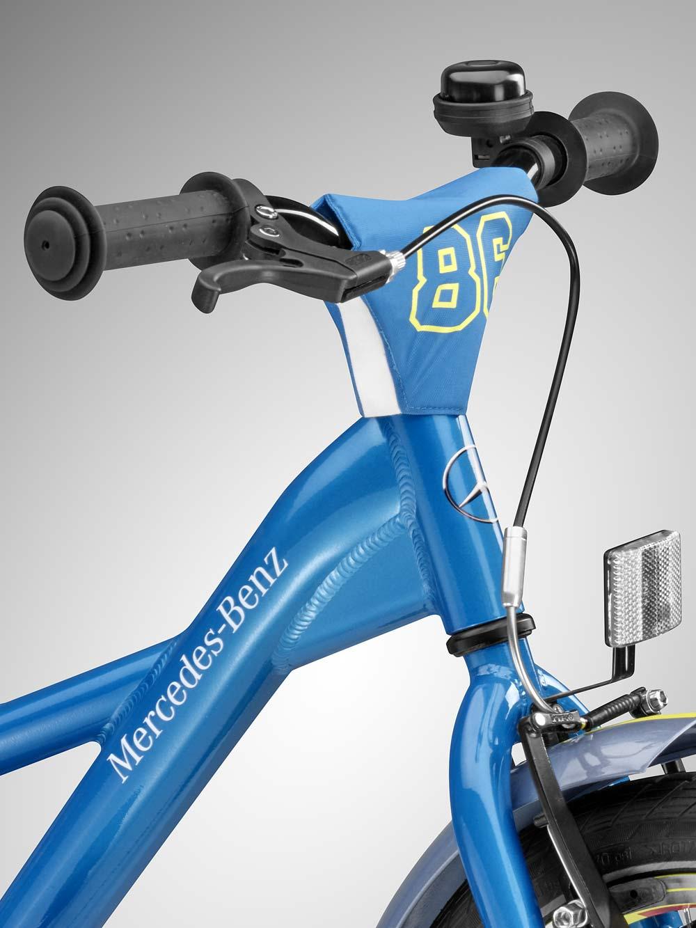 """Велосипед детский, """"Тихоокеанский синий"""""""