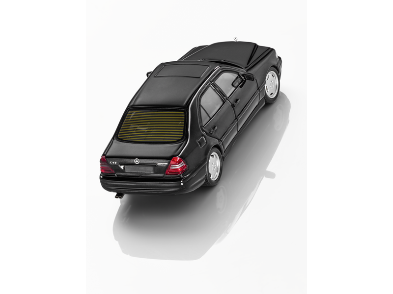 Модель C43 AMG (1997-2000) W202, 1:43, Black