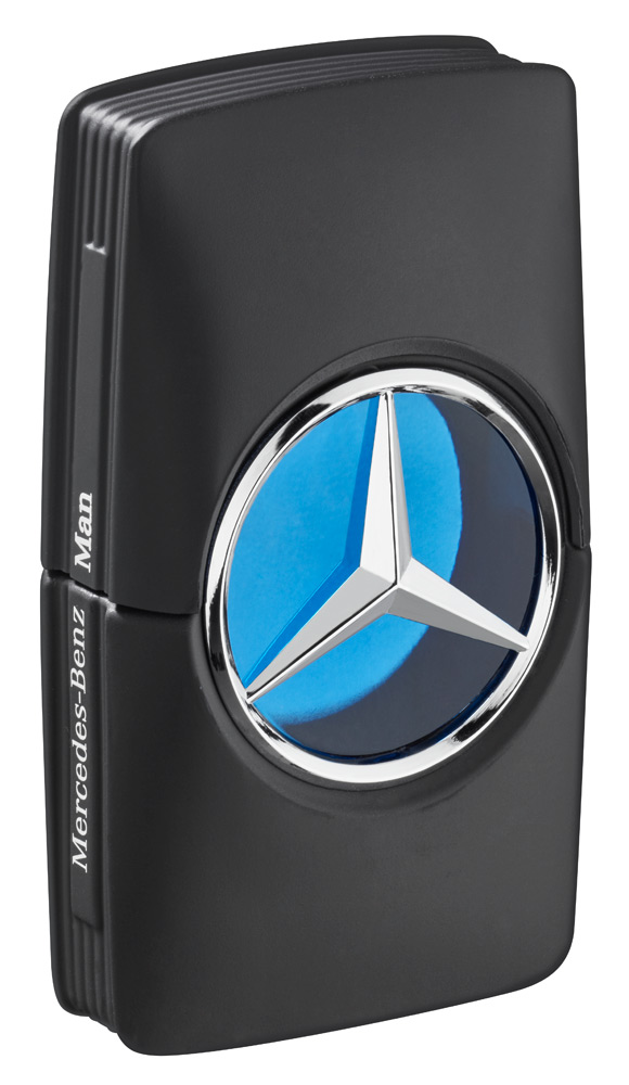 Мужская туалетная вода Mercedes-Benz, 50 мл