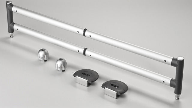 Вставной модуль для багажника, для пола багажного отделения 15 мм, комплект
