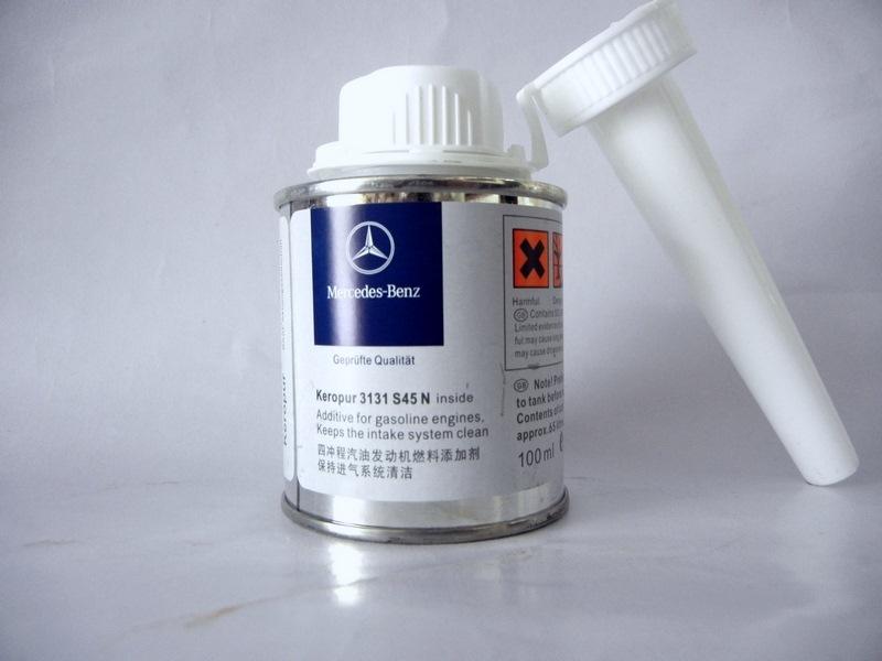 Моющая присадка к топливу для бензиновых двигателей Mercedes