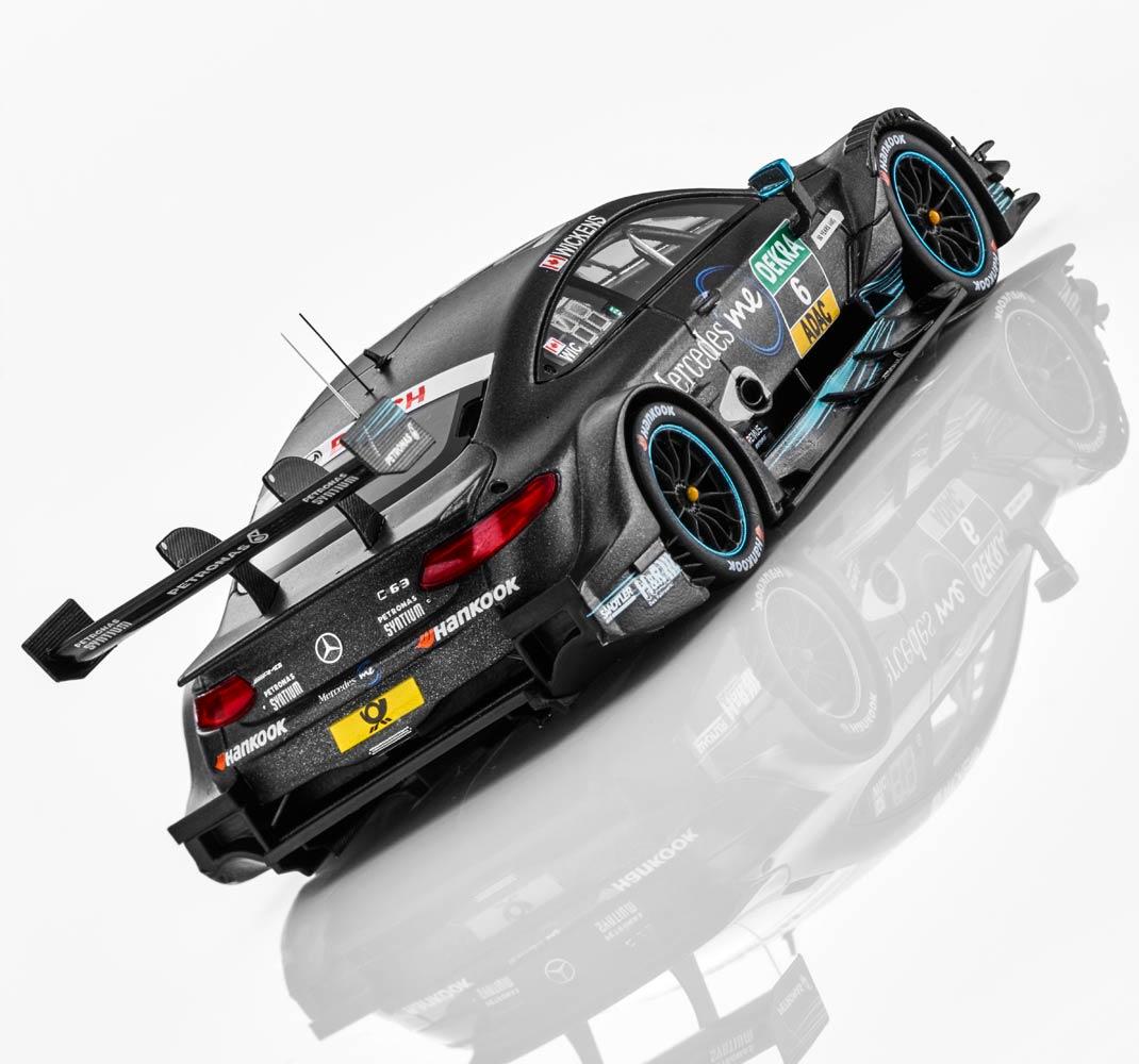 Модель Mercedes-AMG C 63 DTM, 2017, Роберт Викенс