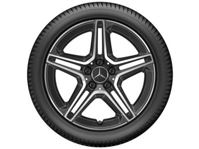 Диски AMG для Mercedes A class W177 R18