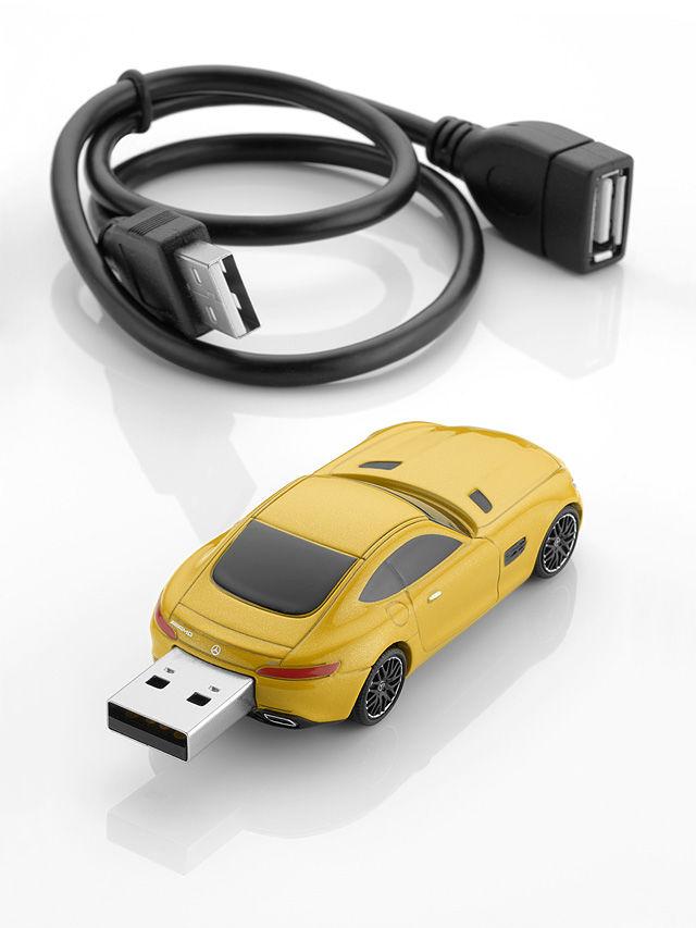 USB-накопитель, 16 ГБ, AMG GT