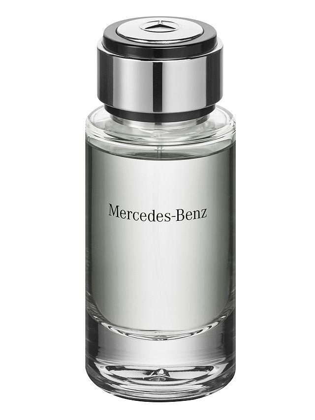Мужская туалетная вода Mercedes-Benz, 75 мл.
