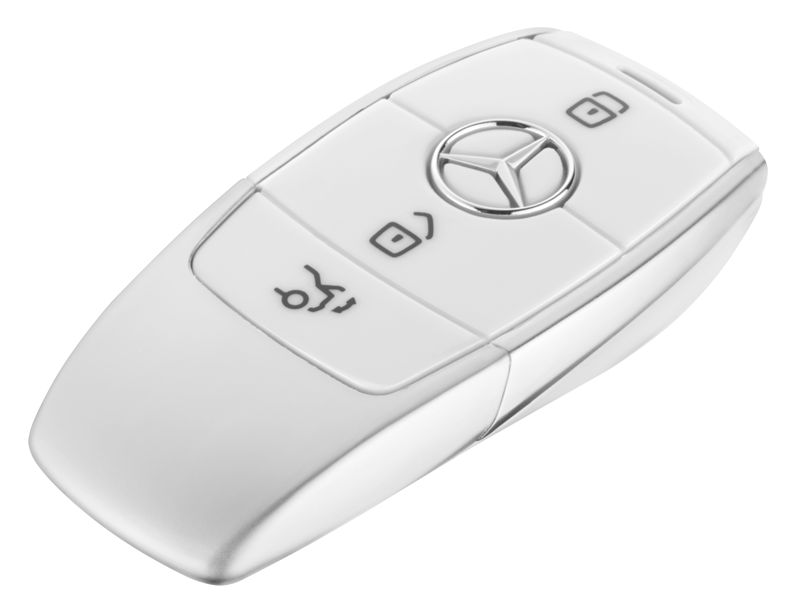 USB-накопитель белый, 8 ГБ