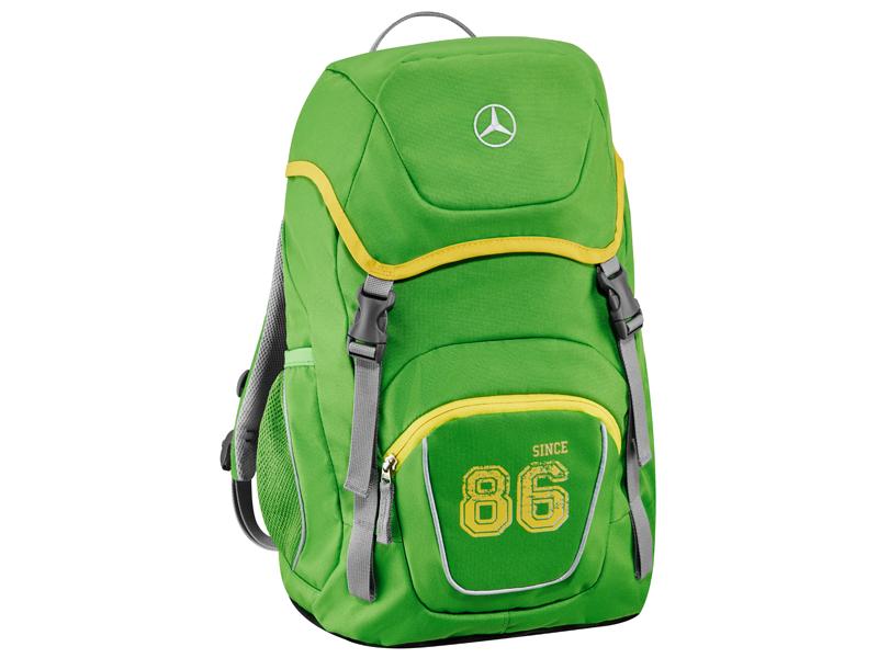 Детский рюкзак большой лимонный, 96% Полиэстер / 4% Нейлон, Deuter Sport