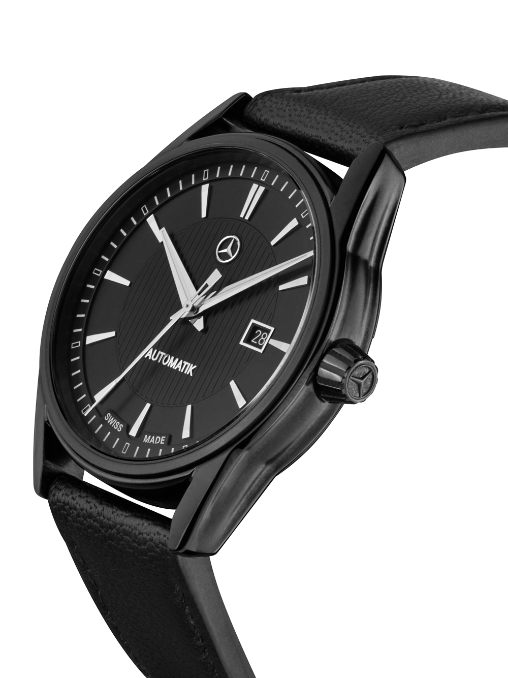 Мужские часы MB Automatic Black Edition