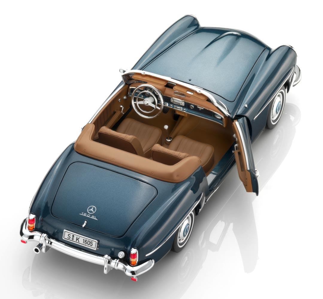 Модель 190 SL, W121 (1955–1963)