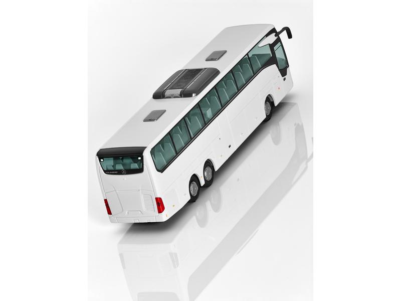 Модель Tourismo M «Белый бриллиант», AWM Automodelle, 1:87