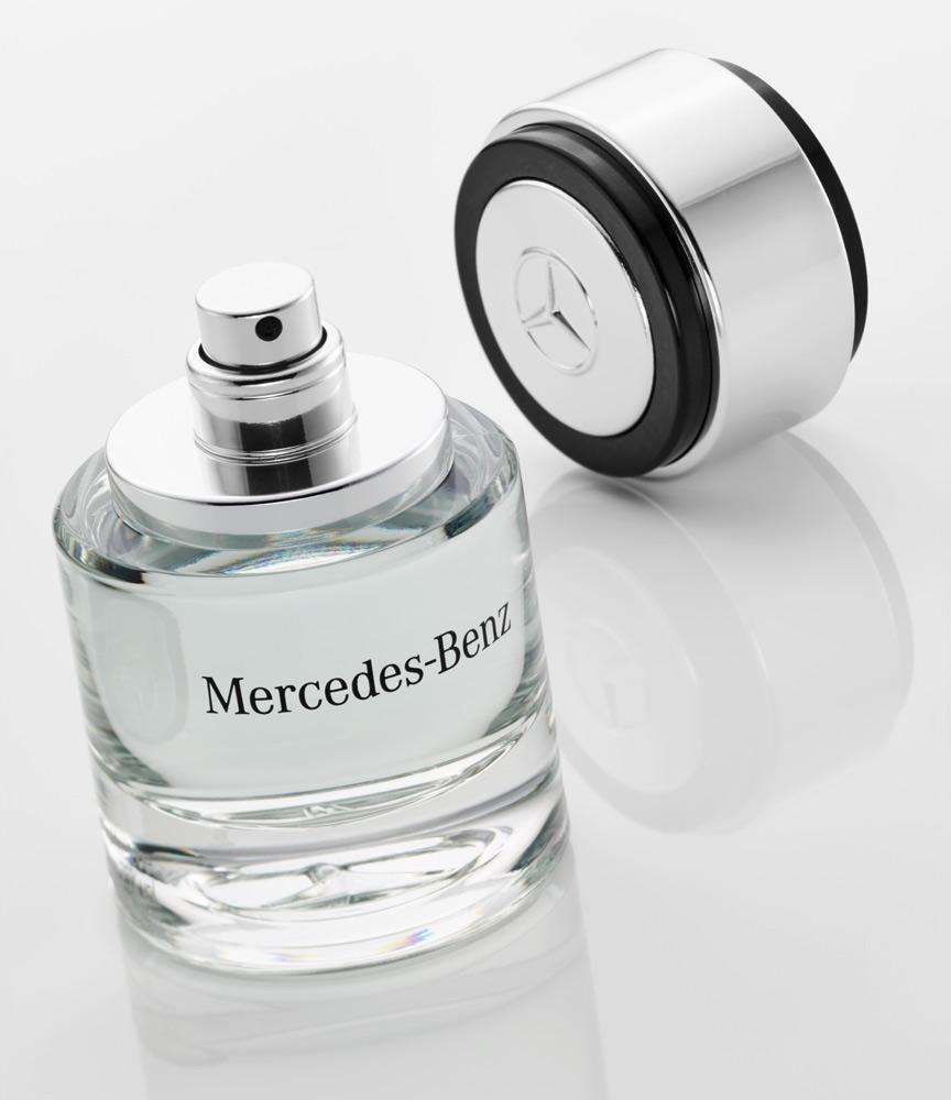 Мужская туалетная вода Mercedes-Benz, 40 мл
