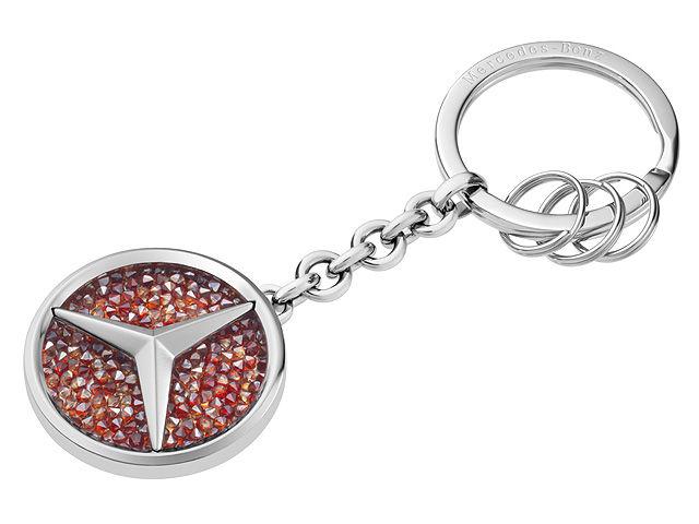 Брелок для ключей, «Saint Tropez» красный