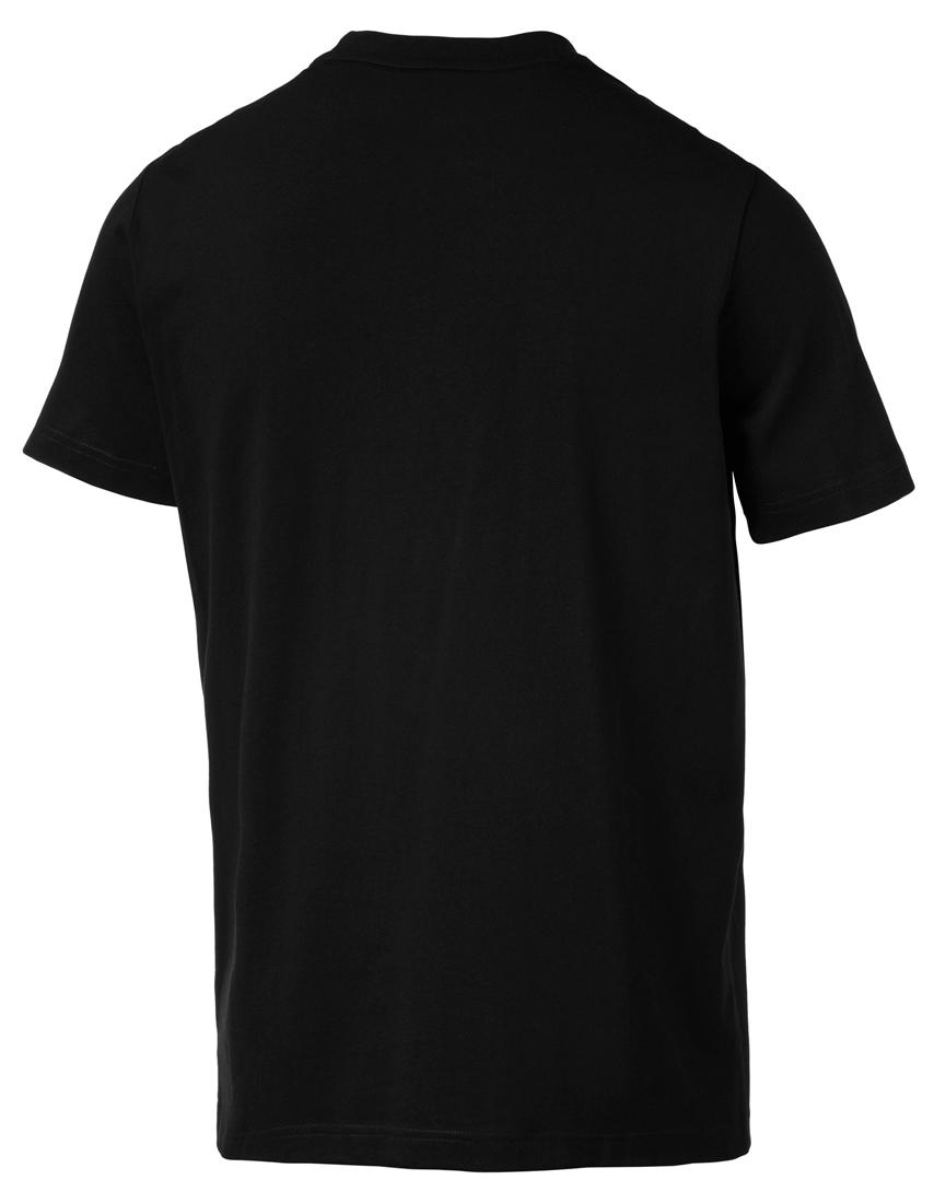 Мужская футболка с росписью Валттери Боттаса впереди