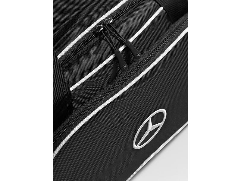 Спортивная сумка для гольфа черный / белый, Нейлон, TaylorMade