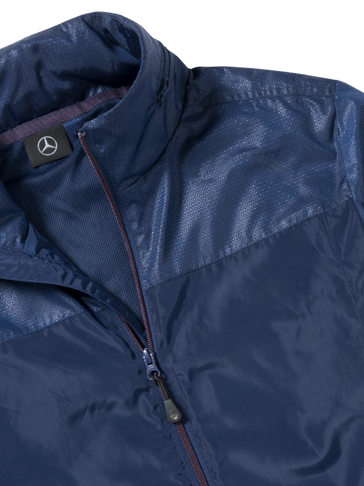 Куртка мужская, синяя