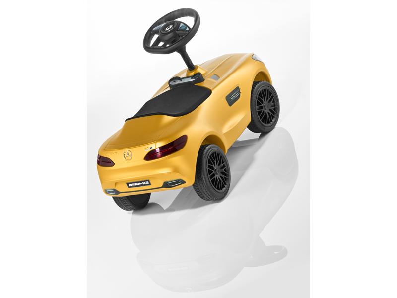 Детский автомобиль-каталка, Детский автомобиль Bobby-AMG GT S
