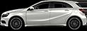 Mercedes A/B-class (W176/W246)
