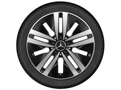 Диски Mercedes A class W177 R17