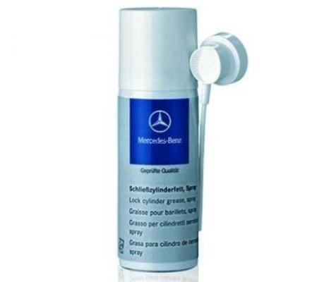 Смазка аэрозольная для замков Mercedes Lubricant Lock 50 мл