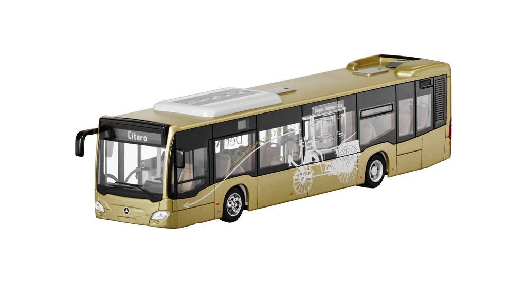 Модель Citaro, Рейсовый автобус, ЕВРО 6
