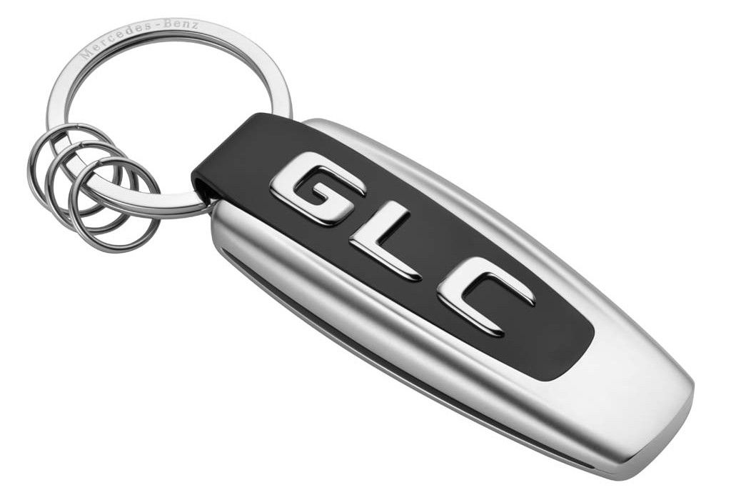 Брелок Mercedes-Benz Key Ring, Model Series GLC