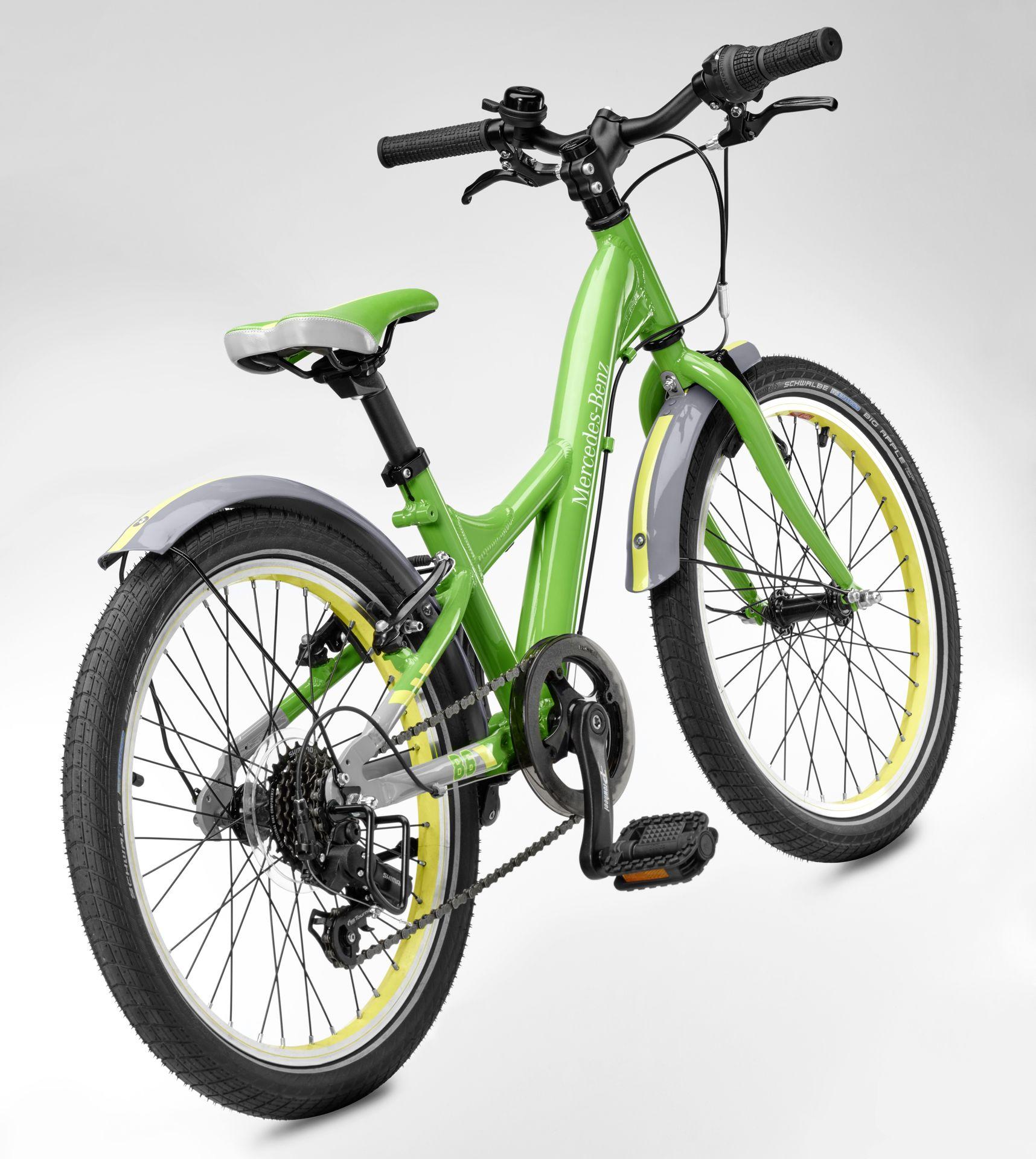 Детский велосипед Mercedes-Benz Chidren's Bike, Green, EU