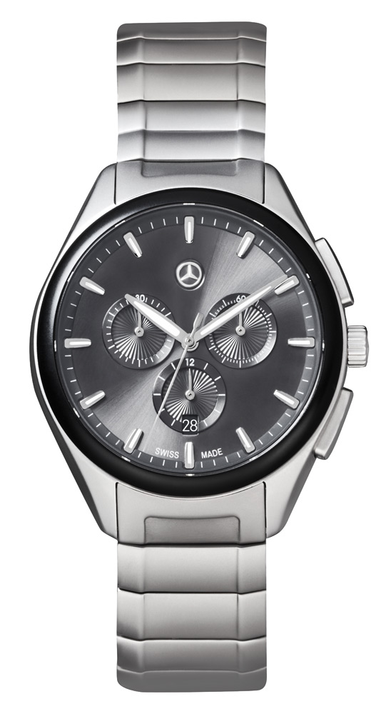 Часы-хронограф мужские Business