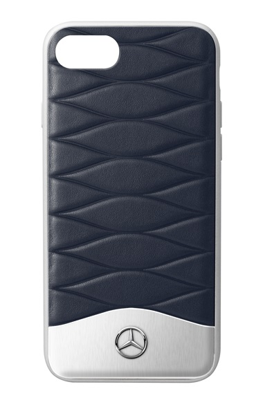 Кожаный чехол для iPhone® 7/8 Mercedes Cover for iPhone® 7/8, Blue
