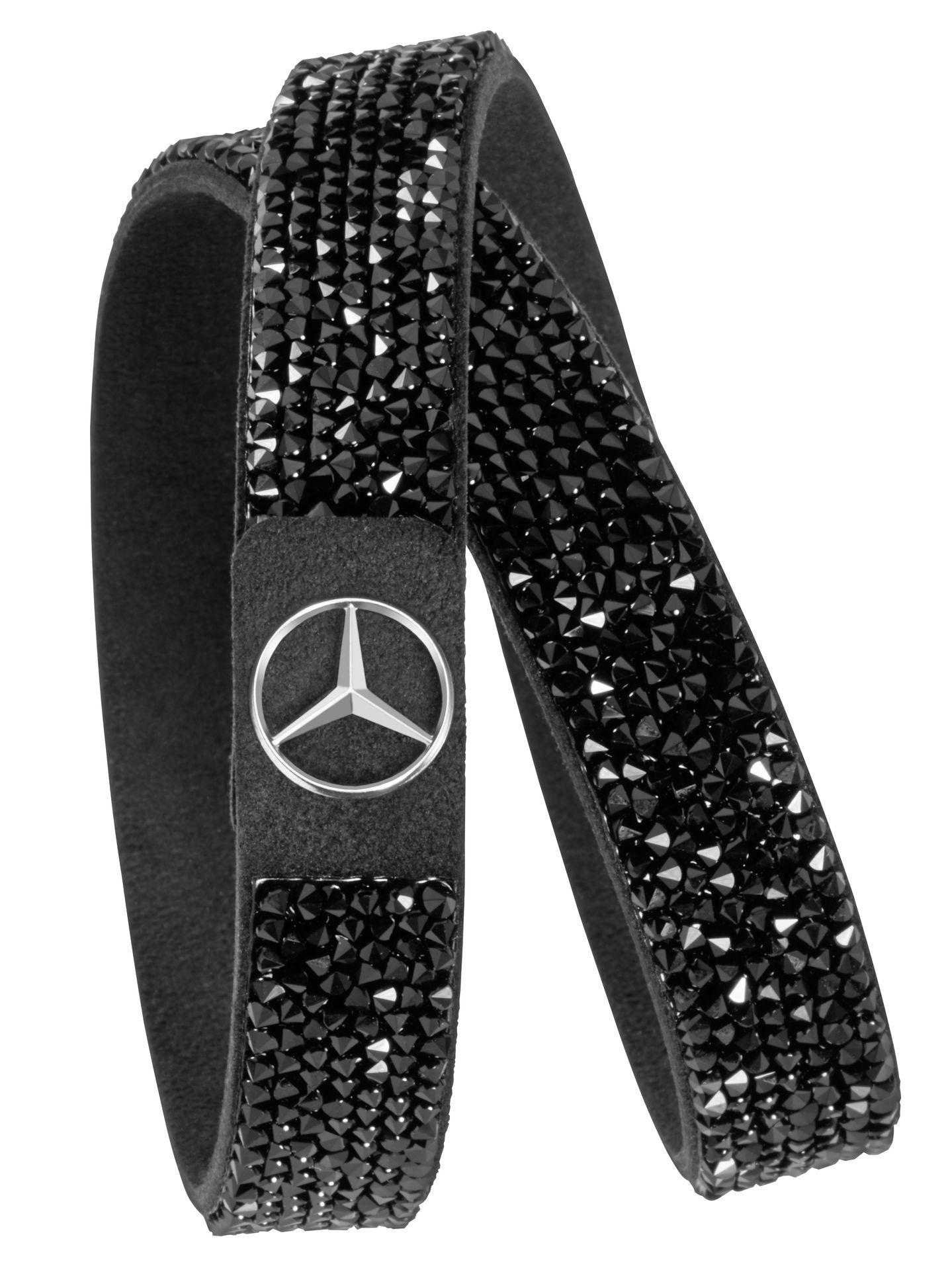 Женский браслет Mercedes Women's Bracelet, Milano, Swarovski