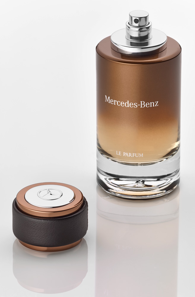 Мужская туалетная вода Mercedes-Benz Parfume Le Parfum, 120 мл