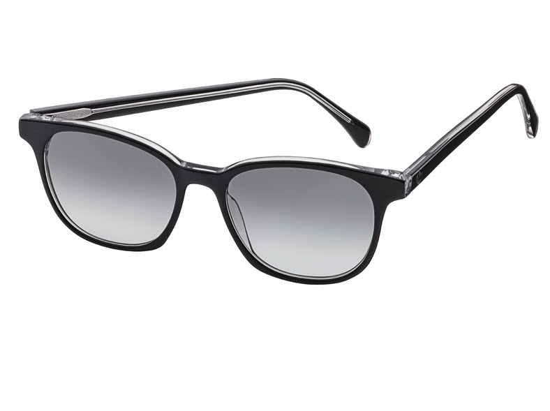 Солнцезащитные очки Mercedes-Benz Unisex Sunglasses, Casual, black / transparent