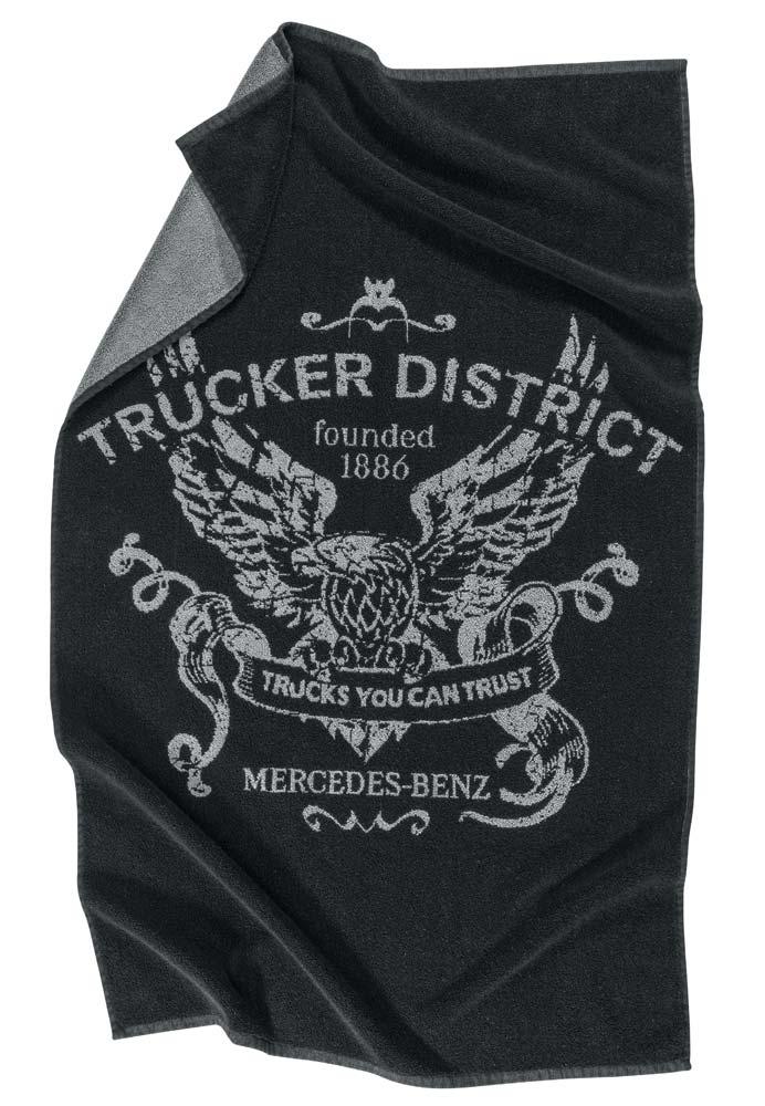 Банное полотенце Trucker