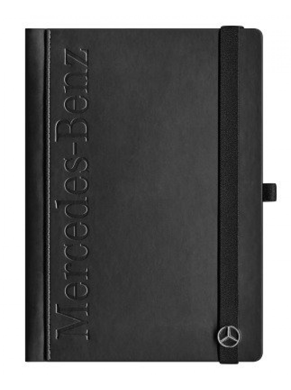 Записная книжка Mercedes-Benz Lanybook, Large, Black