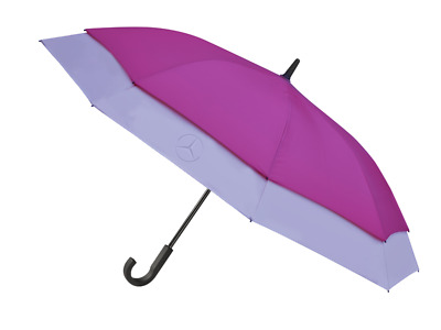 Зонт-трость Mercedes-Benz Conventional Umbrella, Stretch, purple / lilac