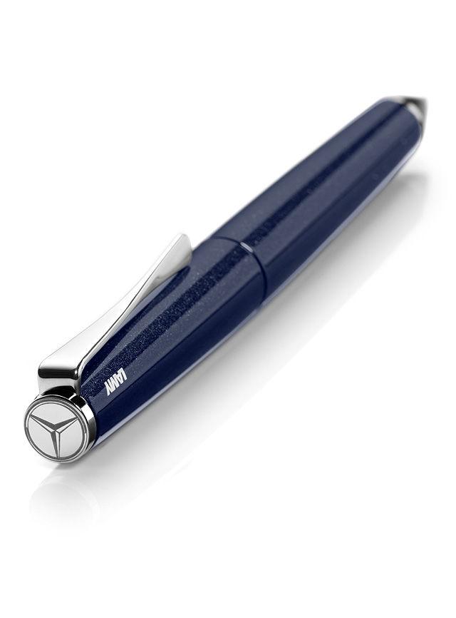 "Шариковая ручка ""Синий кавансит"""