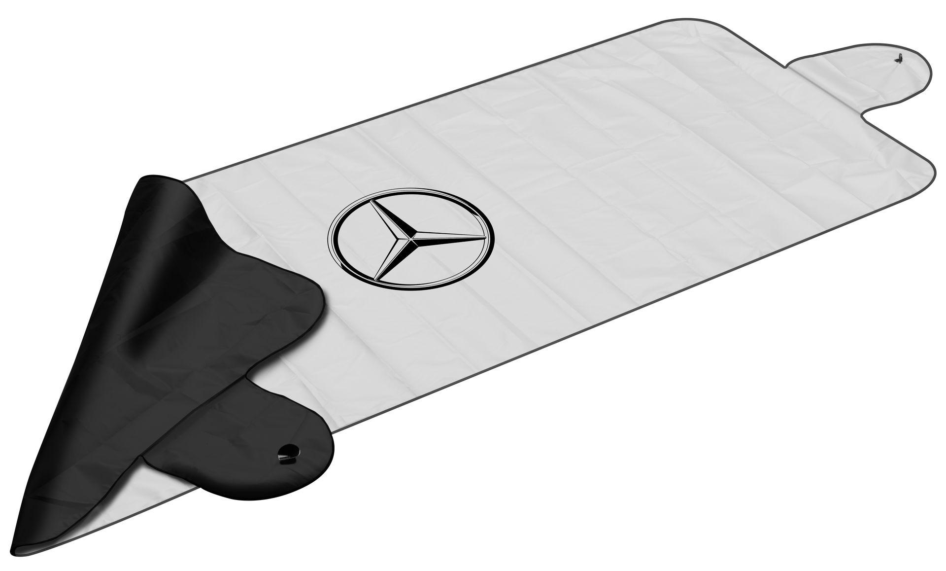 Защитное покрывало - экран лобового стекла Mercedes