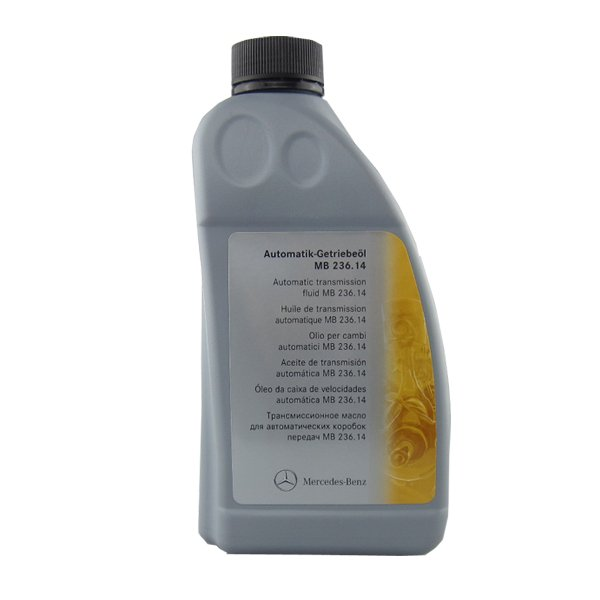 Трансмиссионное масло Mercedes MB ATF 236.14, канистра 1 л