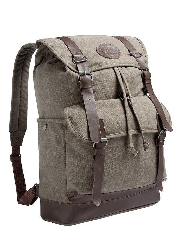 Рюкзак, Винтажный дизайн