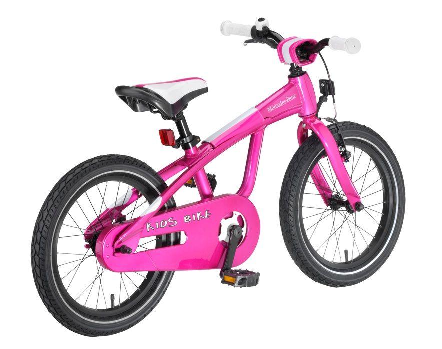 Детский велосипед Mercedes Kidsbike Pink
