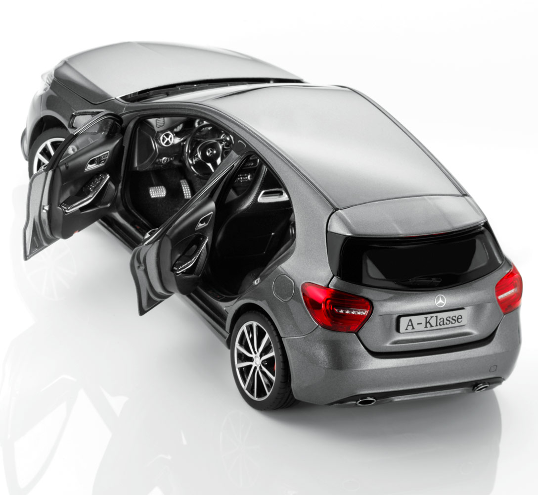 Модель A-Kласс, Mercedes-Benz Sport Equipment,1:18