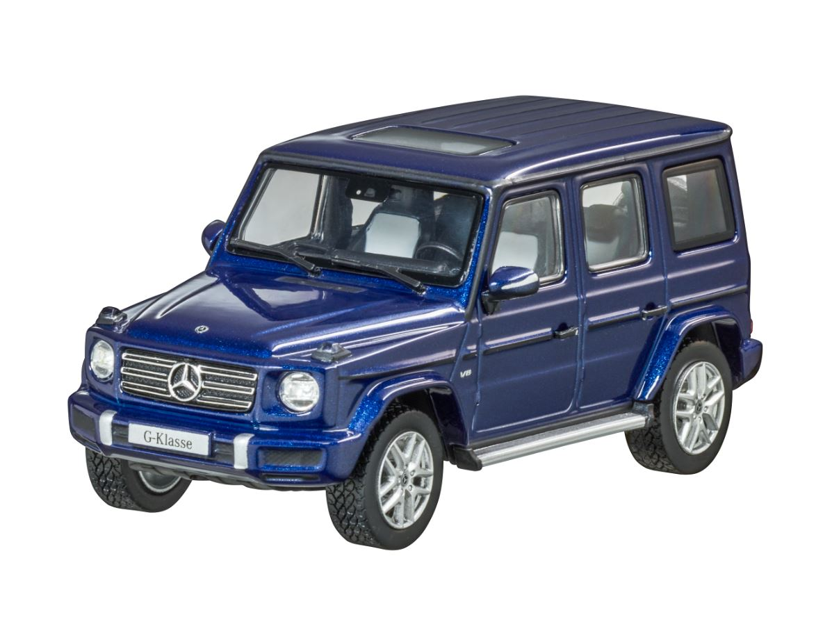 Модель автомобиля G-Класс (W463)