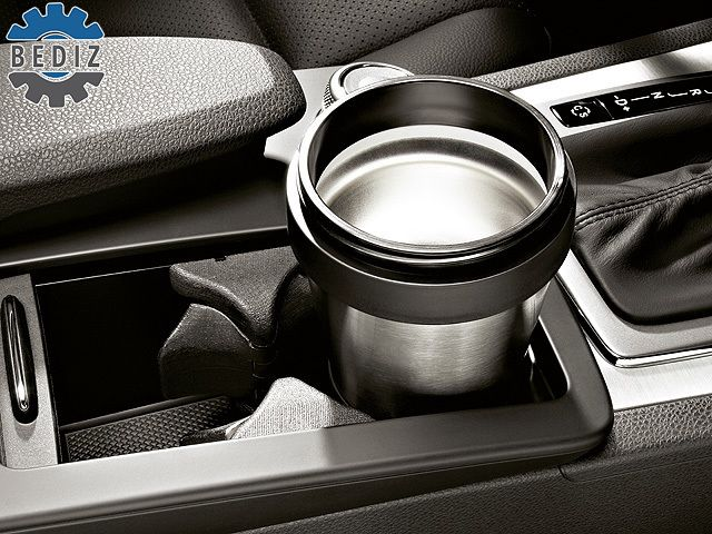 Mercedes-Benz Cup Holder - Center Console