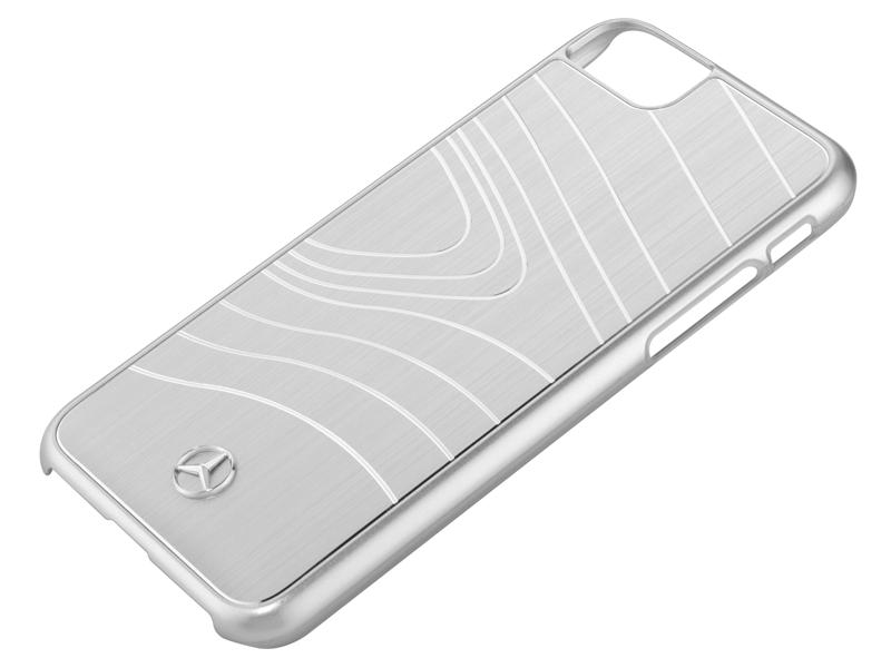 Чехол для iPhone® 7/iPhone® 8 Серебристый alubeam