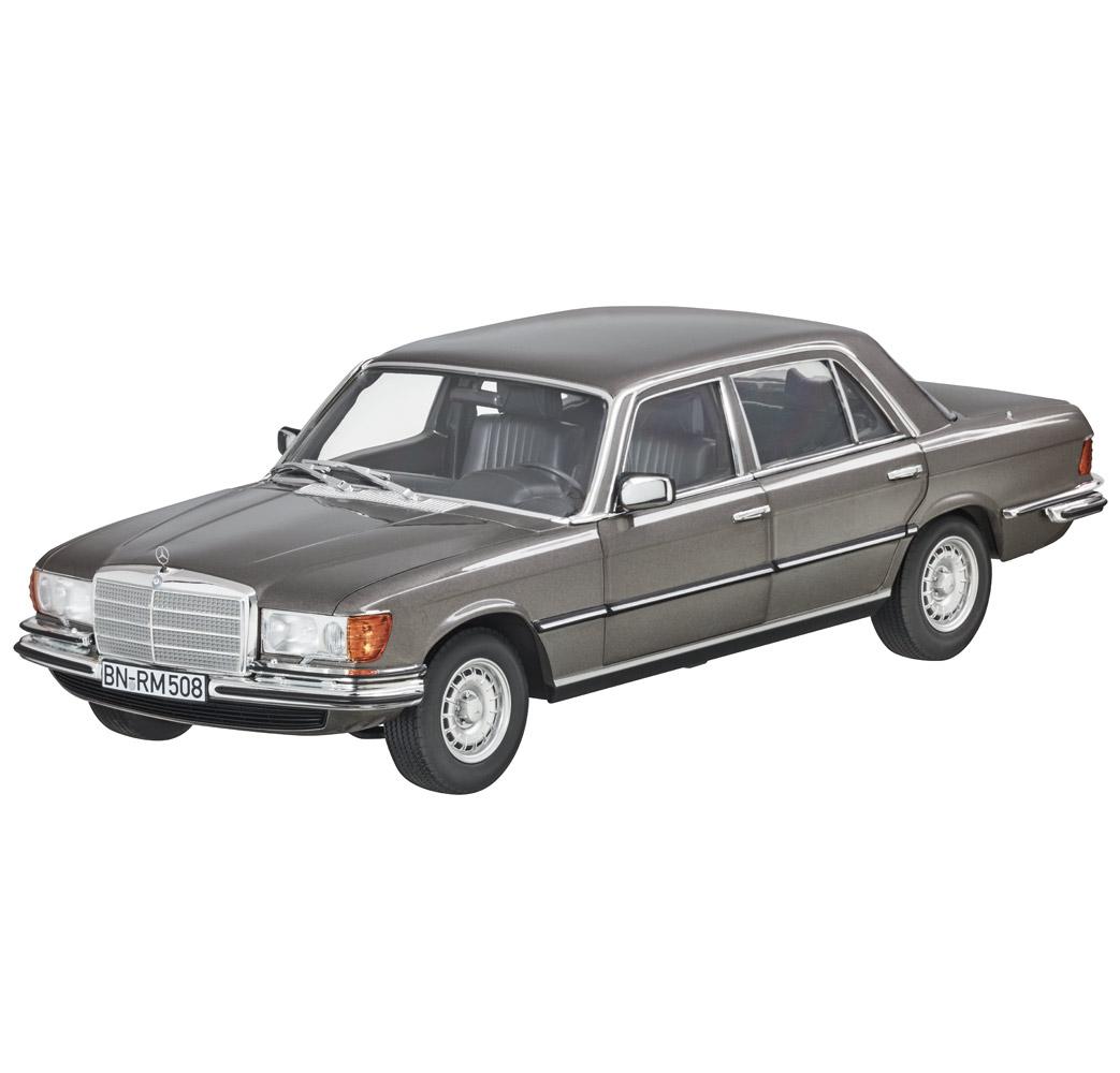 Модель 450 SEL 6.9 (1972–1980) W 116, серый