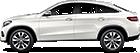 Mercedes GLE-coupe (C292)