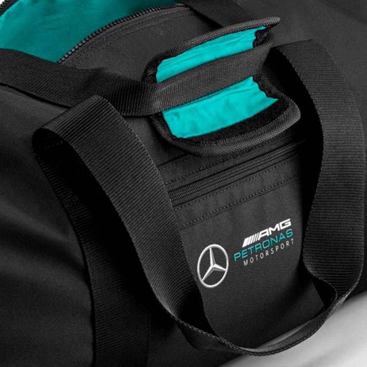 Спортивная сумка Mercedes F1 Sports Bag, Black