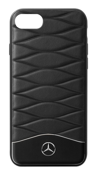 Кожаный чехол для iPhone® 7/8 Mercedes Cover for iPhone® 7/8, Black